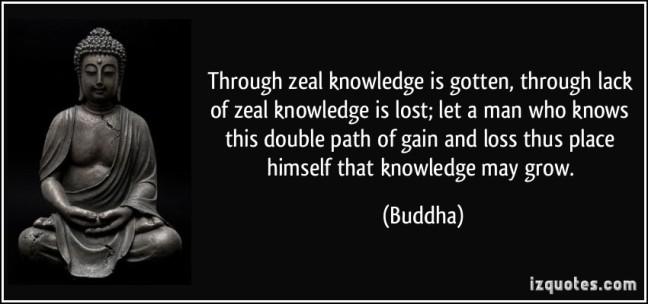 Buddah zeal