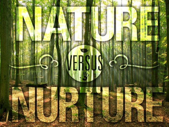nature vs nurture theory pdf
