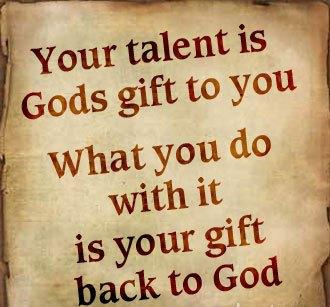 gift to god